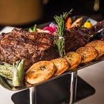 Chef Barry's Steak