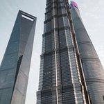 Shanghai Tower quasi completata