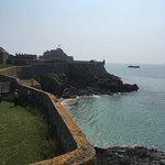 Elizabeth Castle ภาพถ่าย