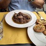 Cinghiale (Wild Boar) and Patate Arrosto