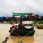 Foto de Community First: Kompong Khleang Floating Village Tours