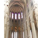 Planta de la catedral