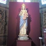 Imagen de la Virgen Blanca