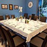 Tavolo imperiale per una serata speciale