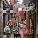Fan Tan Alley not only has a notorious history but some of the best quirky shops in the city