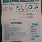 Foto de Restaurant Pizzeria Piccola