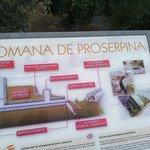 Presa Romana de Proserpina