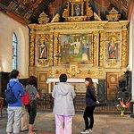 Altare e statue