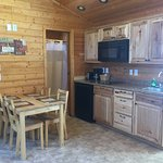Deluxe Lodge with Kitchen - Sleeps 6