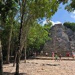 Coba Mayan Traditions照片