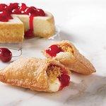 Our raspberry cream cheese cake pie