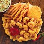 Our popcorn shrimps