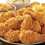 Our Spicy fried chicken