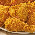 our spice Louisiana fried chicken
