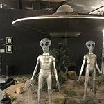 International UFO Museum and Research Center Photo