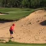 A day at Sand Valley