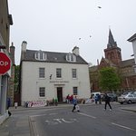 The Reel is in town centre next to Cathedral and in main shopping area