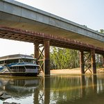 MV Mary Ann - Echuca Moama Bridge
