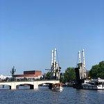 Magere Brug (Skinny Bridge) on the Amstel