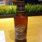 Cerveja San Miguel - recomendo!