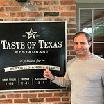Taste of Texas Restaurant Foto