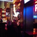 El bar por dentro