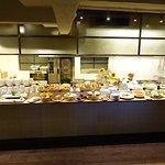 /_/_/_/_/_/_/_/ 2018.3 撮影 B1の朝食レストラン