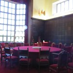 Room of the meeting