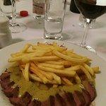 L'entrecote de Paris Foto