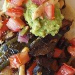 Poblano Wild Mushroom Street Taco