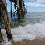 Port Noarlunga Jetty has been standing for nearly 100 years.
