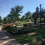 Fort Worth Botanic Garden resmi