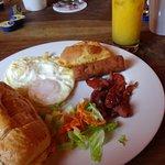 Croissant Breakfast!
