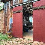 Communal barn/gathering space