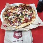 Billede af MOD Pizza
