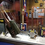 instruments made from SPAM cans