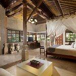 Ethnic one bedroom