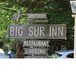 Don't be confused by the Big Sur Inn sign.... most everyone calls it Deetjen's