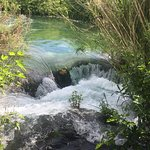 Waterfalls keep appearing