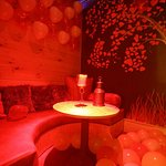 @candle light red theme