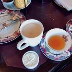 Tea at the Empress ภาพถ่าย