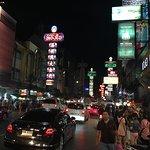 ไชน่าทาวน์ - กรุงเทพ ภาพถ่าย