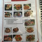 Saigon Express - Menu Page 6