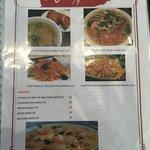 Saigon Express - Menu Page 9