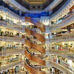 Citic Square shopping mall on nanjing road