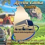 Prebu Lanka Tours log