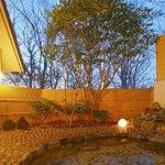 大浴場 森の湯 露天風呂
