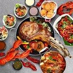 Lobster & Tomahawk Dinner Buffet