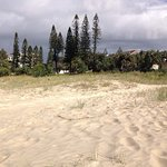 Some surroundings near Tugan Beach