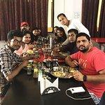 Dinner Time - Garhwal Trip
